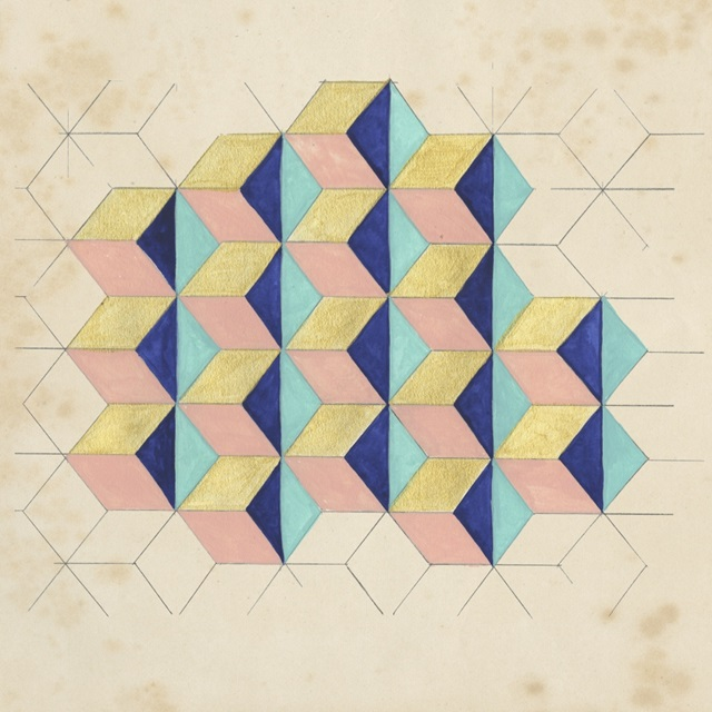 Geometric Pattern Play I