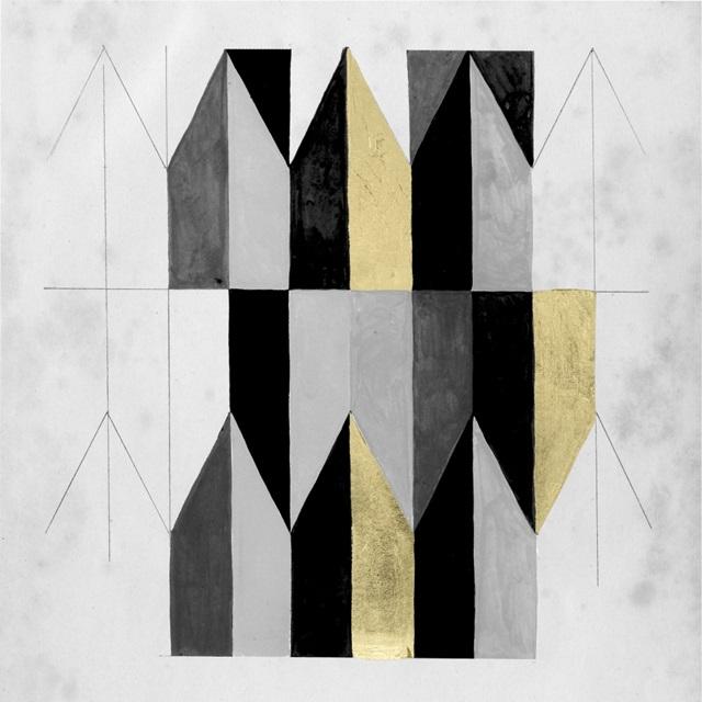 Gilt Geometry V